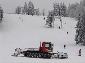 Skilift geöffnet!